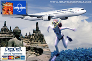 Indonesian Domestic Flight ticket