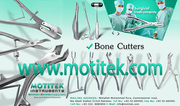 Orthopedic Surgical Instruments Bone Cutters