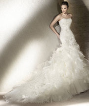 santa salonas best wedding dresses in lithuania san patrick
