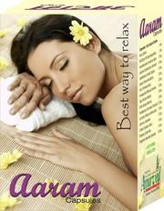 Get Relief From Sleeplessness Naturally By Using Aaram Herbal Sleeping