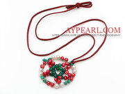 2013 Christmas Design Star Shape Pendant Necklace