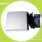 12dbi polarized antenna to connect 4channel UHF reader