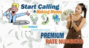 premium rate numbers