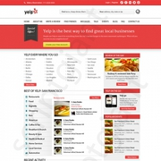 Yelp Portal Script | Yelp Advertisement Script $750 USD