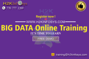 Hadoop Big data Online Training and Placement Assistance