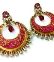 Stylish Earrings Jewellery - Mirraw