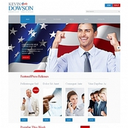 Manage Your Political Campaign Political Leader Website
