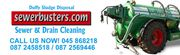 Drain Cleaning Contractor in Carlow - Duffy Sludge Disposal
