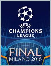 Guaranteed Uefa Champions League Final 2016 Ticket -(Real Madrid vs A