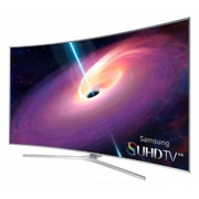 Samsung 4K SUHD JS9000 Series Curved Smart TV