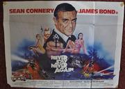 original james bond movie posters (QUICK SALE)