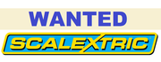 WANTED SCALEXTRIC