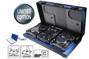 PIONEER DJM 400 / PIONEER CDJ 400 - CDJ PACKAGE + FLIGHTCASE (LTD EDIT